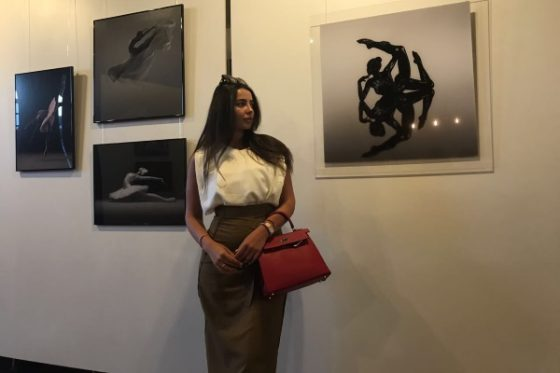 На выставке известного фотографа Евгения Репяшенко