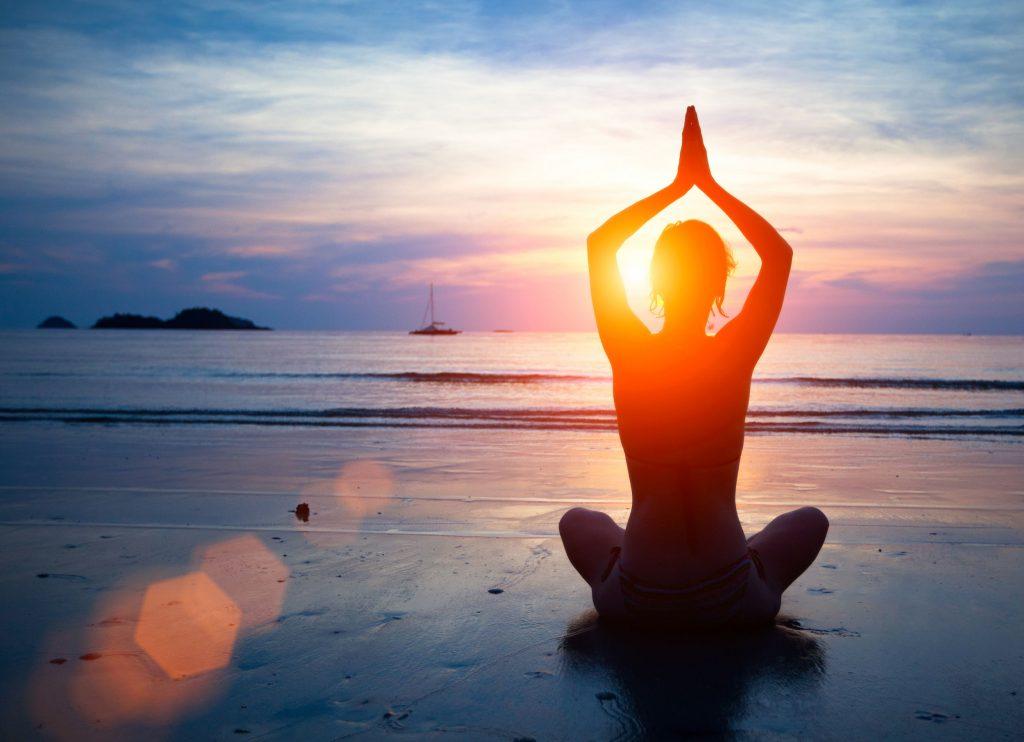 Медитация — любимый способ избавления от стресса и напряжения