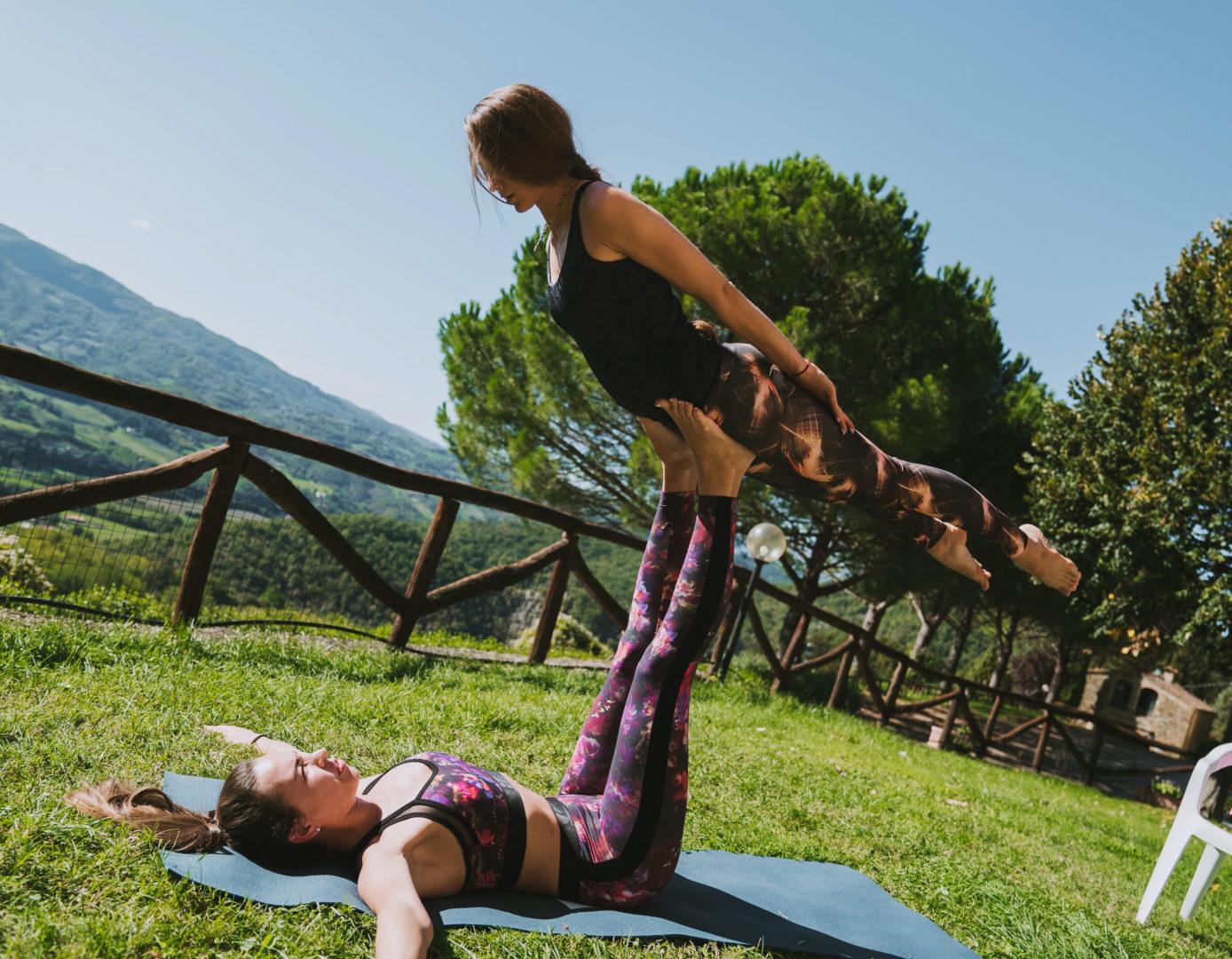 Йога – это единство и целостность