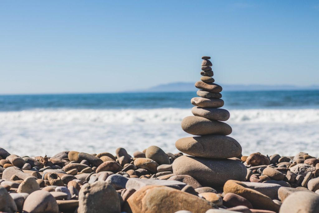 Концентрация, медитации и баланс